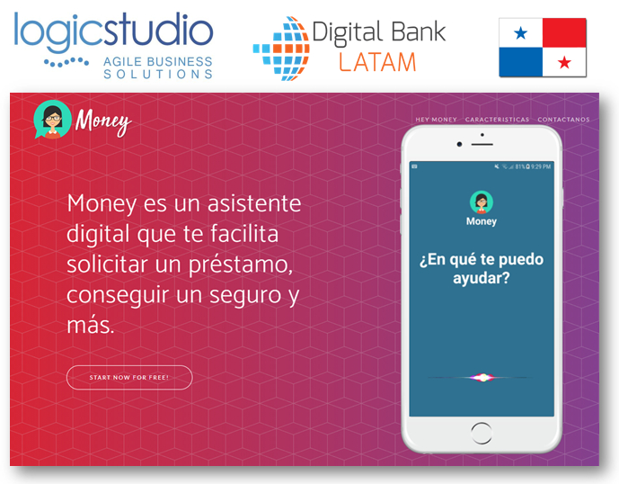 DigitalBank LogicStudio Panama