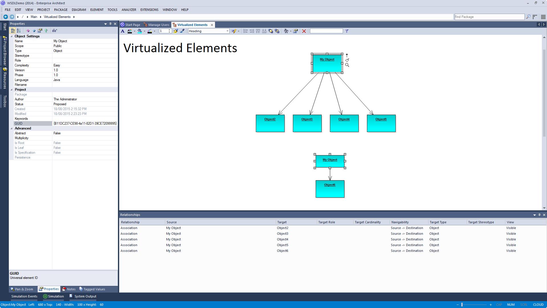 Enterprise architect uml logic studio agile business solutions virtualized connector ends enterprise architect ccuart Images
